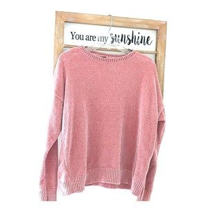 Forever 21 Pink Pullover Sweater